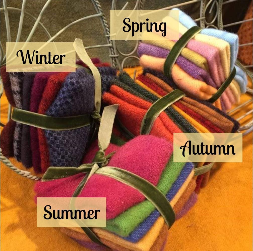 Wool Seasonal Bundles