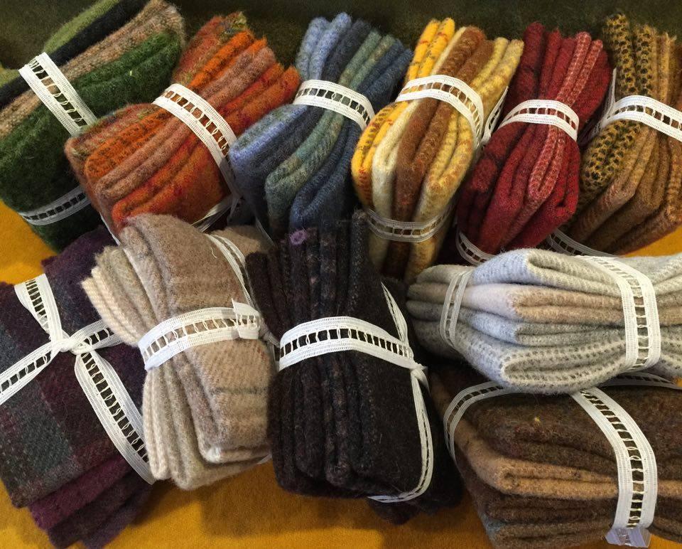 Wool Bundles