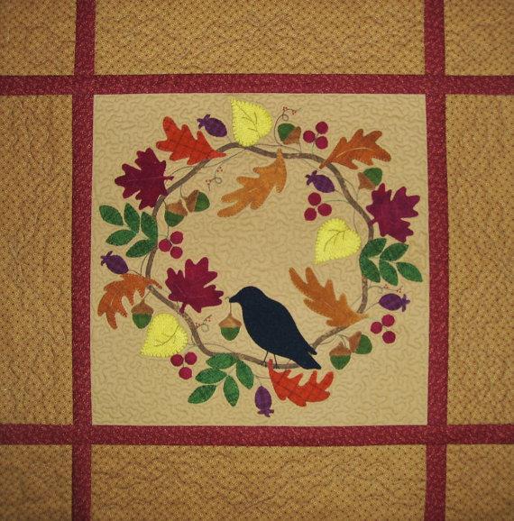 An Autumn Crow