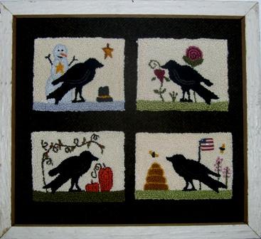 Four Crows