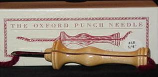 Oxford Punchneedle