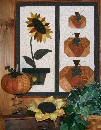 Sunflowers & Pumpkins