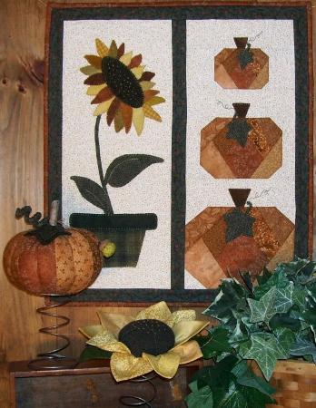 Sunflowers & Pumpkins